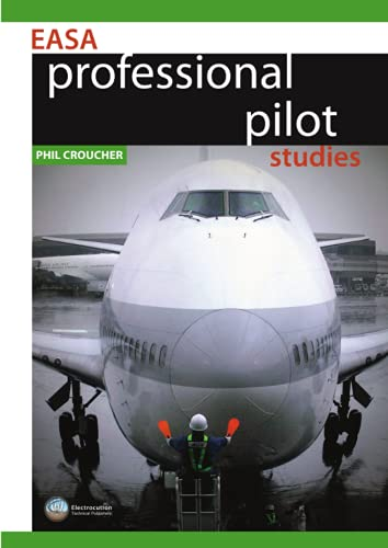 Jar Professional Pilot Studies : Ground Study for Written Exams by Phil  Croucher (2004, Paperback)
