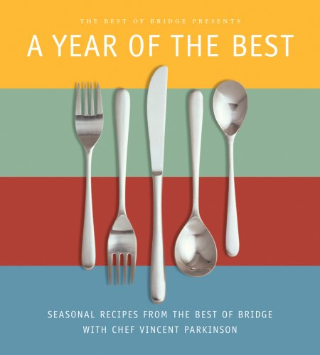 A Year of the Best By The Editors of Best of Bridge