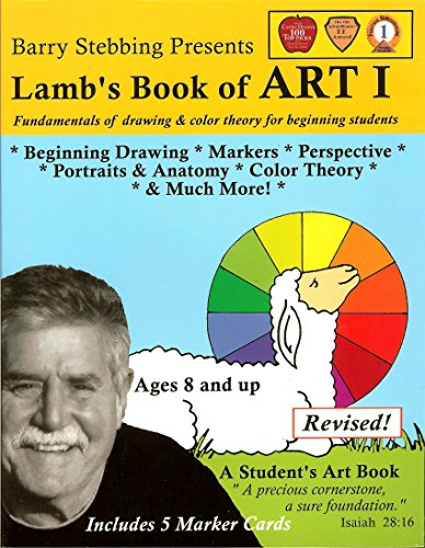 Lamb's Book of Art 1 Ages 8 & Up By Stebbing Barry