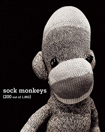 Sock Monkeys (200 Out of 1, 863) By Arne Svenson