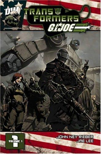 Transformers/G.I. Joe By John Ney Rieber