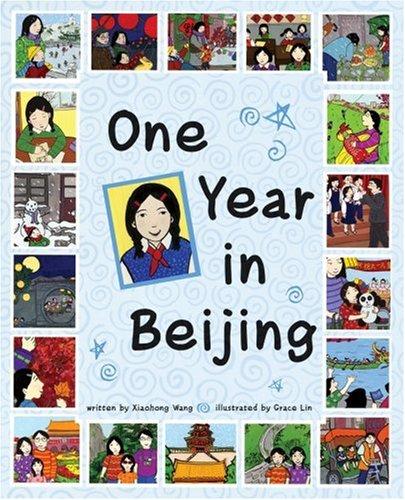 One Year in Beijing By Xiaohong Wang
