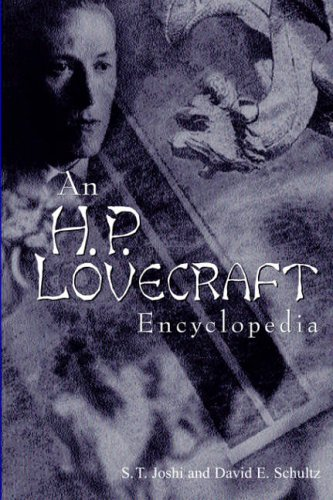 An H.P. Lovecraft Encyclopedia par David E. Schultz