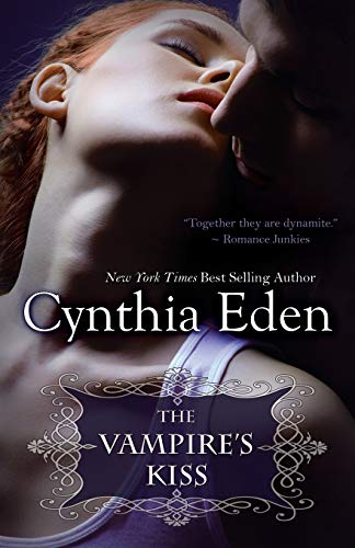 The Vampire's Kiss By Cynthia Eden