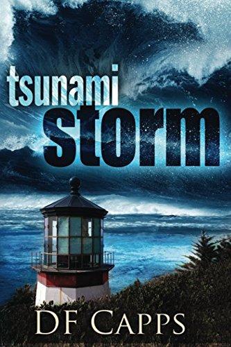 Tsunami Storm By David F Capps