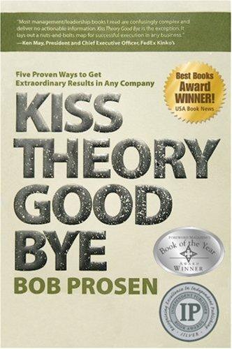Kiss Theory Good Bye By Bob Prosen