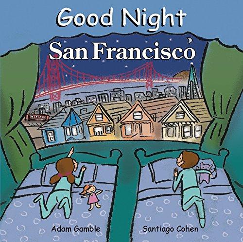 Good Night San Francisco von Adam Gamble