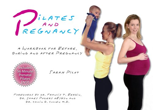 Pilates and Pregnancy By Sarah Picot
