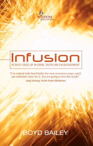 Infusion By Boyd Bailey