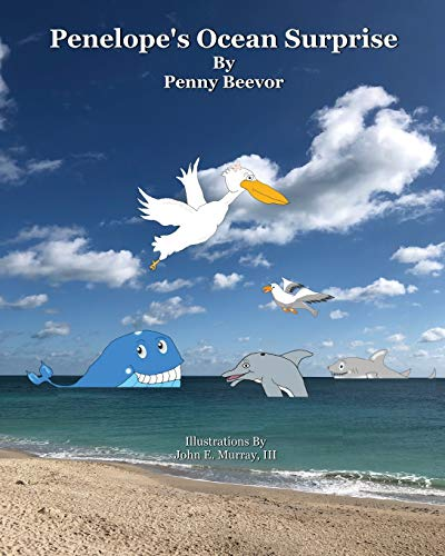 Penelope's Ocean Surprise By Penny Beevor