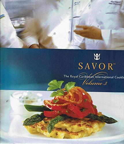 Savor Volume 3 By Josef Jungwirth
