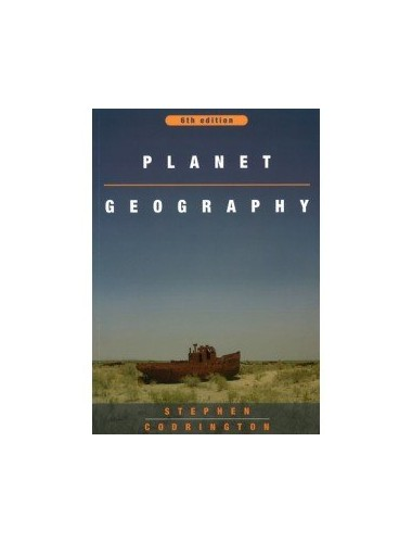 Planet Geography By Stephen Codrington