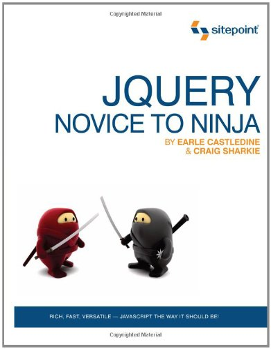 jQuery: Novice to Ninja By Earl Castledine