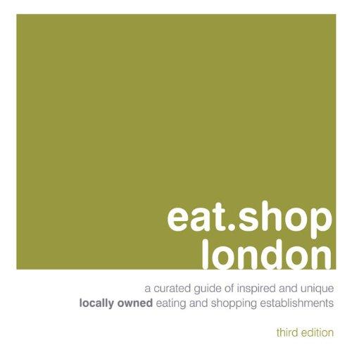 Eat.Shop London By Caroline Loncq