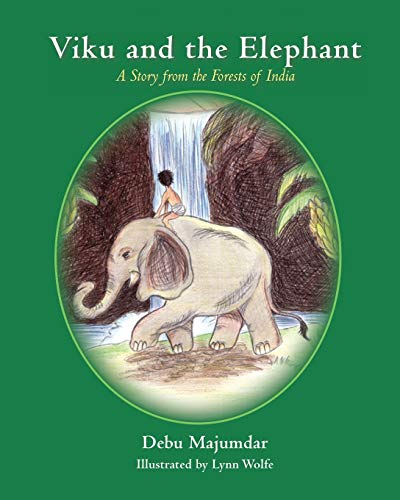 Viku and the Elephant By Debu Majumdar