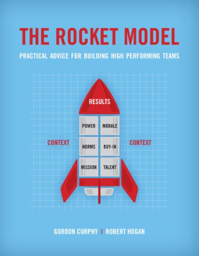 The Rocket Model: Practical Advice for Building High Performing Teams By Robert Hogan Gordon Curphy