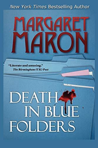 Death in Blue Folders by Margaret Maron