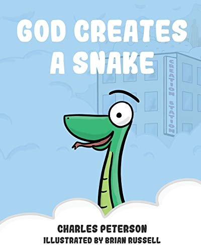 God Creates a Snake By Charles Peterson