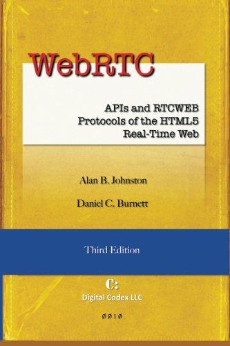 WebRTC By Daniel C Burnett