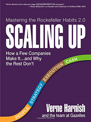 Scaling Up By Harnish Verne
