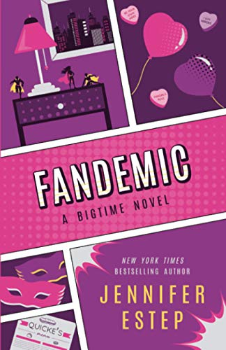 Fandemic By Jennifer Estep