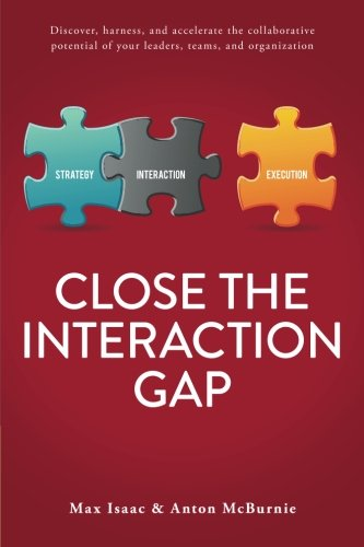 Close the Interaction Gap By Anton McBurnie