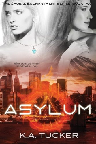 Asylum By K a Tucker
