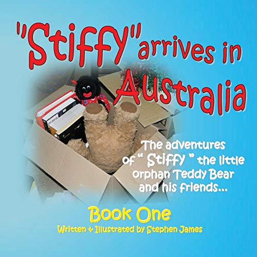 Stiffy Arrives In Australia By Stephen James