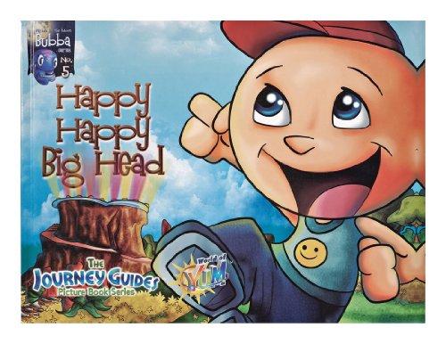 Happy Happy Big Head By Dustin Cromarty
