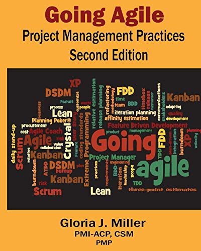 Going Agile Project Management Practices Second Edition By Gloria J Miller (?)
