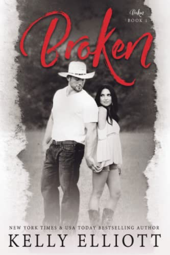 Broken (Book One Broken Series) By Jovana Shirley