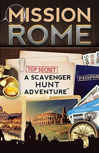 Mission Rome von Catherine Aragon