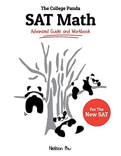 The College Panda's SAT Math von Nielson Phu