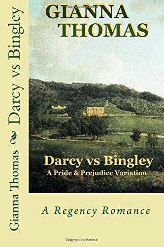 Darcy Vs Bingley By Gianna Thomas