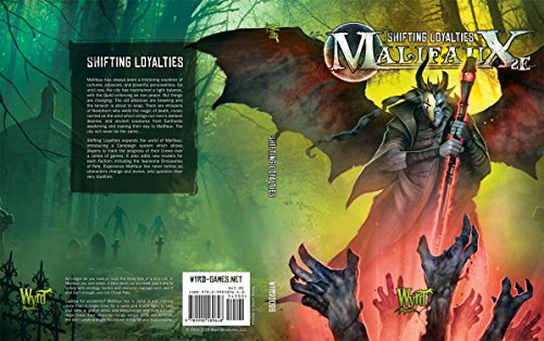 Malifaux Second Edition 2E Shifting Loyalties (WYR 20028)