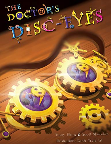 The Doctor's Disc-Eyes By Tracy Blom