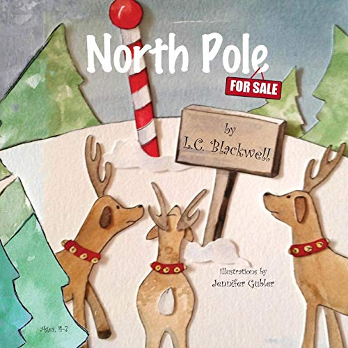 North Pole...For Sale By L C Blackwell