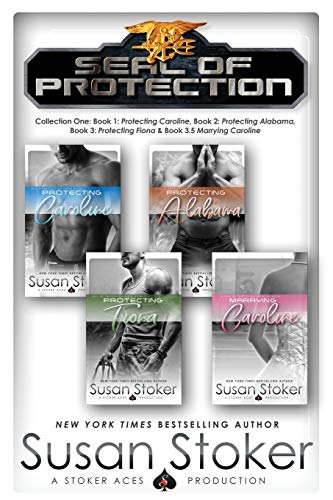 SEAL of Protection Collection 1 By Susan Stoker