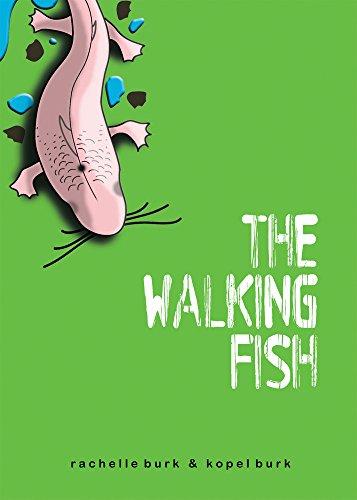 The Walking Fish By Kopel Burk
