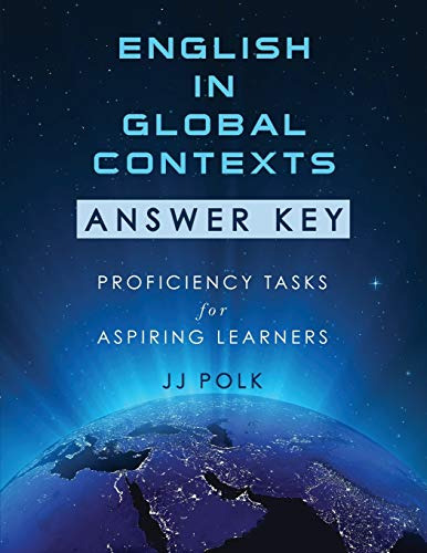 English in Global Contexts By Jj Polk