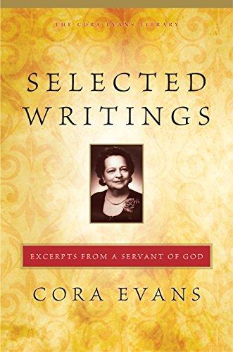 Selected Writings By Cora Evans