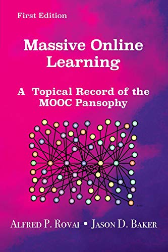 Massive Online Learning By Alfred P Rovai