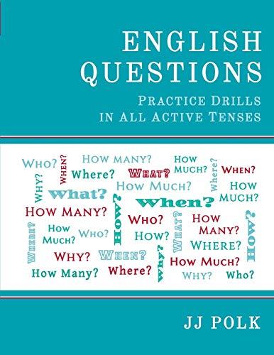 English Questions By J J Polk