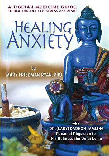Healing Anxiety By Mary Friedman Ryan Phd