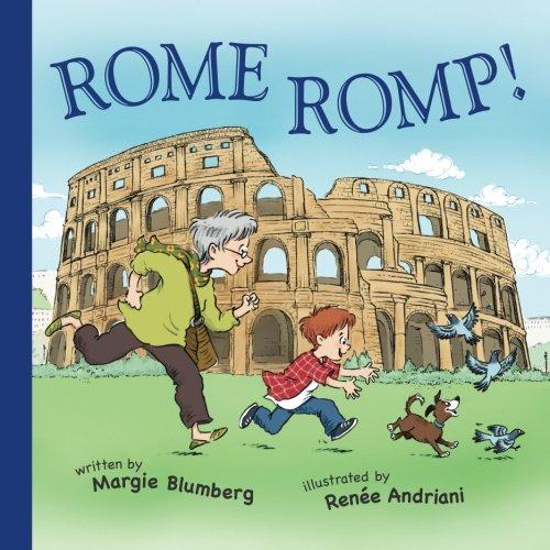 Rome Romp! By Renee Andriani