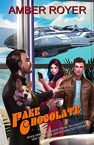 Fake Chocolate By Amber Royer