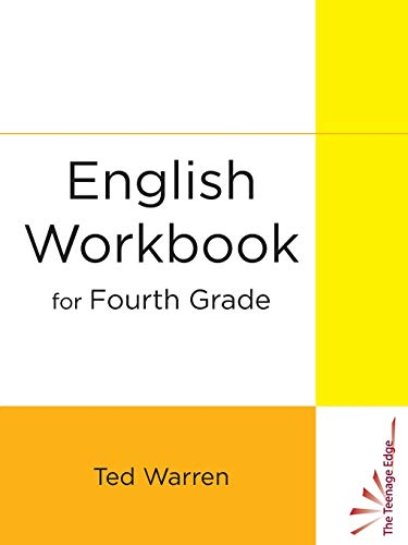 English Workbook for Fourth Grade By Ted Warren