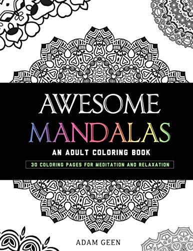 Awesome Mandalas von Adam Geen