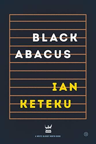 Black Abacus By Ian Keteku