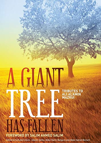 A Giant Tree Has Fallen By Seifudein Adem (Twaweza Communications)